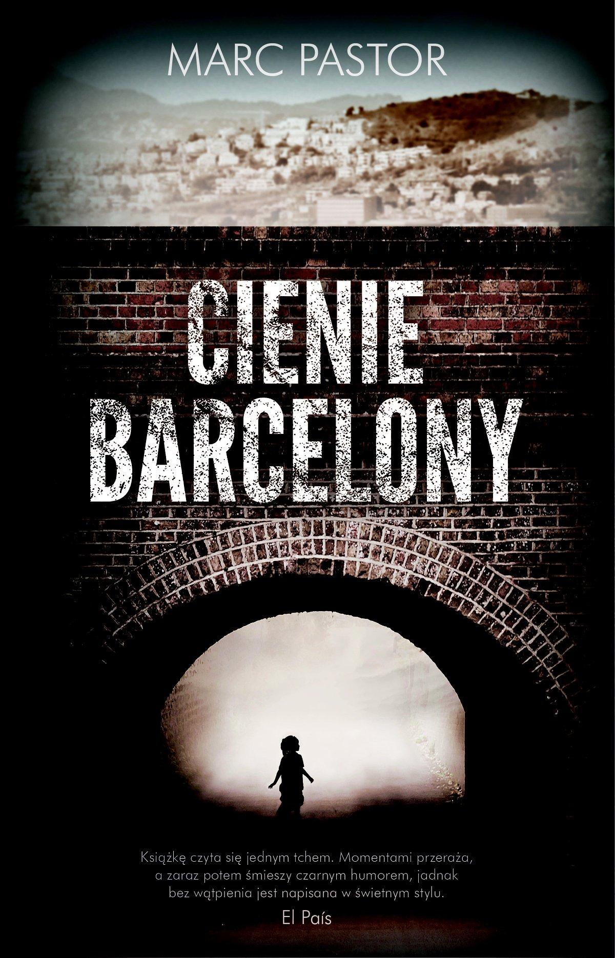 Cienie Barcelony - Ebook (Książka na Kindle) do pobrania w formacie MOBI