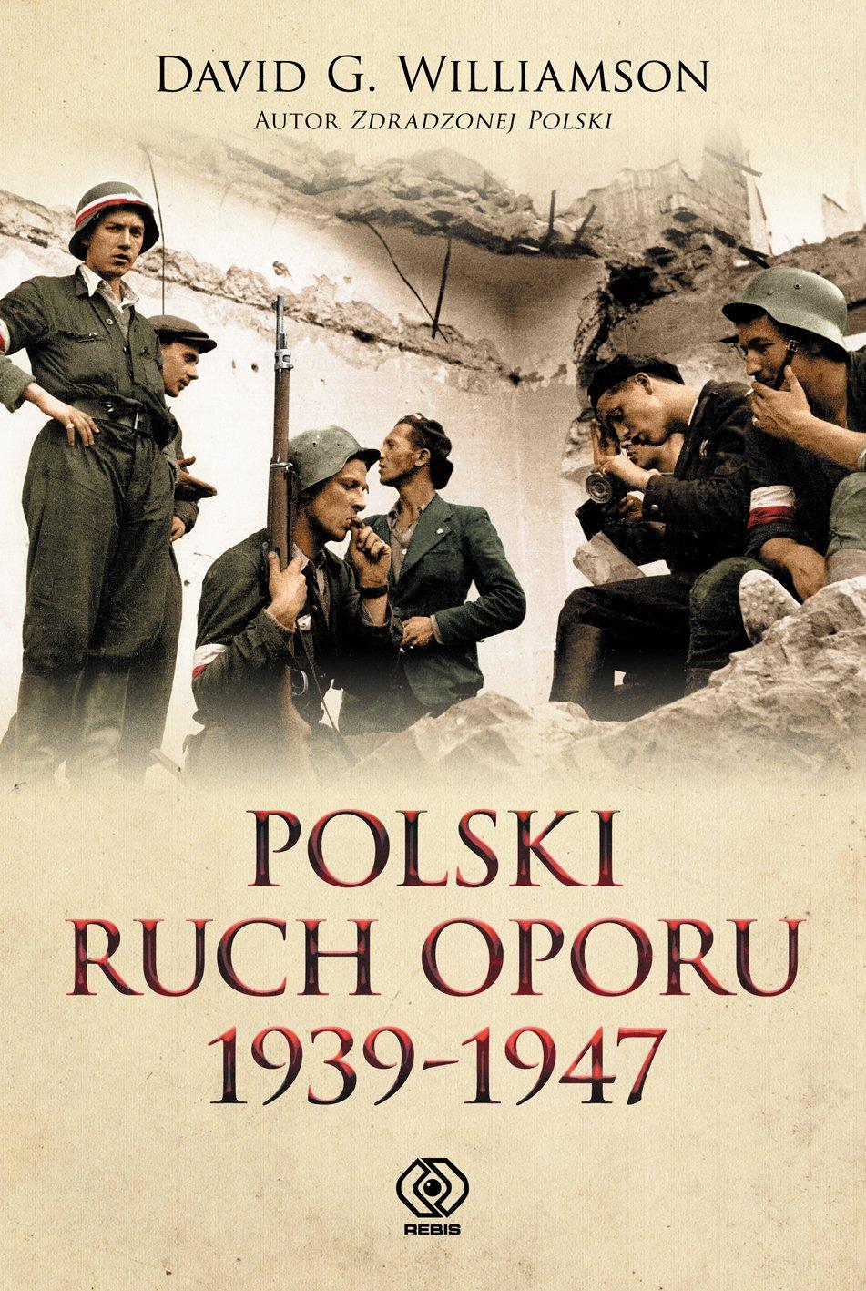 Polski ruch oporu 1939-1947 - Ebook (Książka EPUB) do pobrania w formacie EPUB