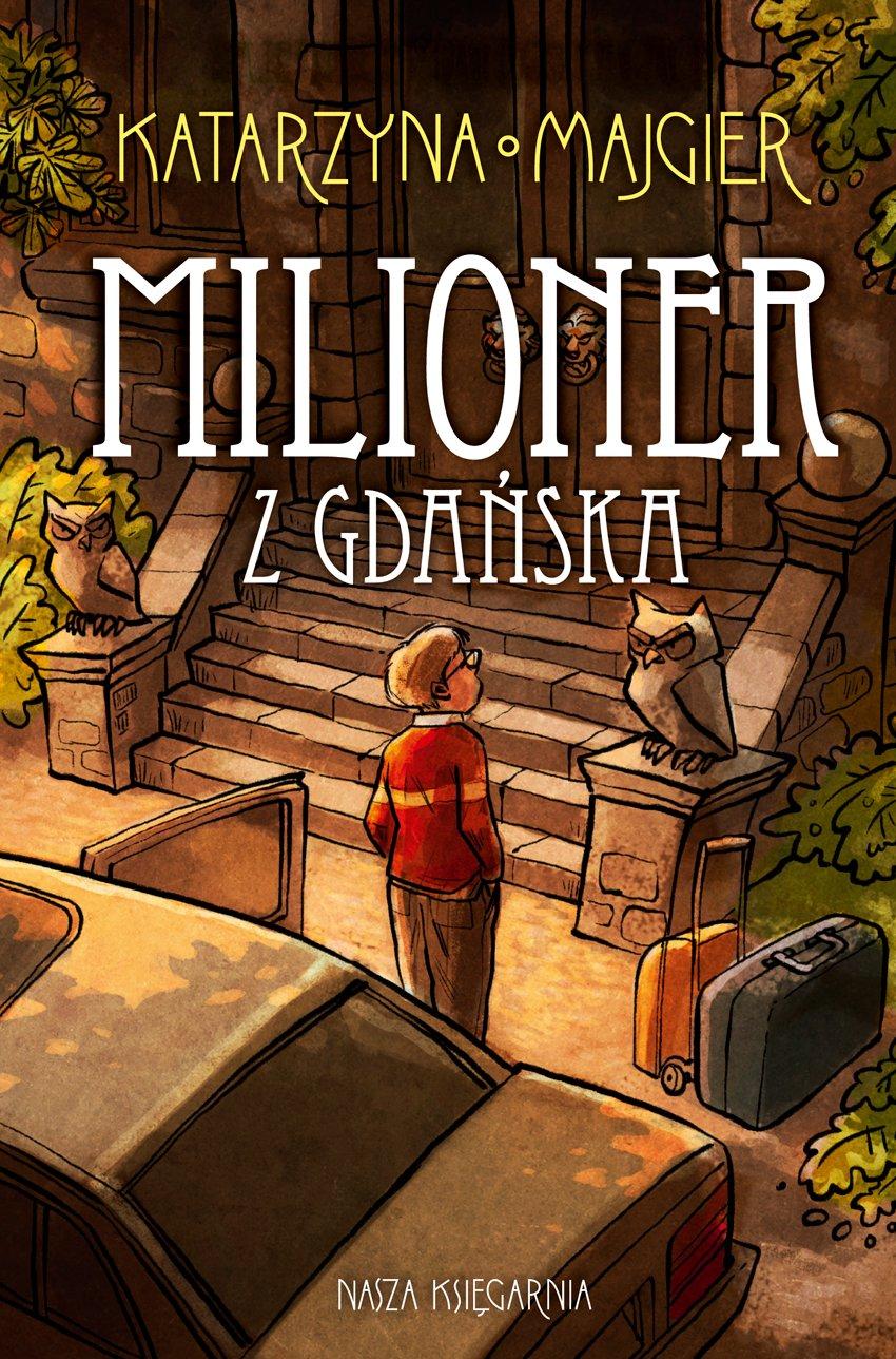 Tajemnice starego pałacu. Milioner z Gdańska - Ebook (Książka na Kindle) do pobrania w formacie MOBI