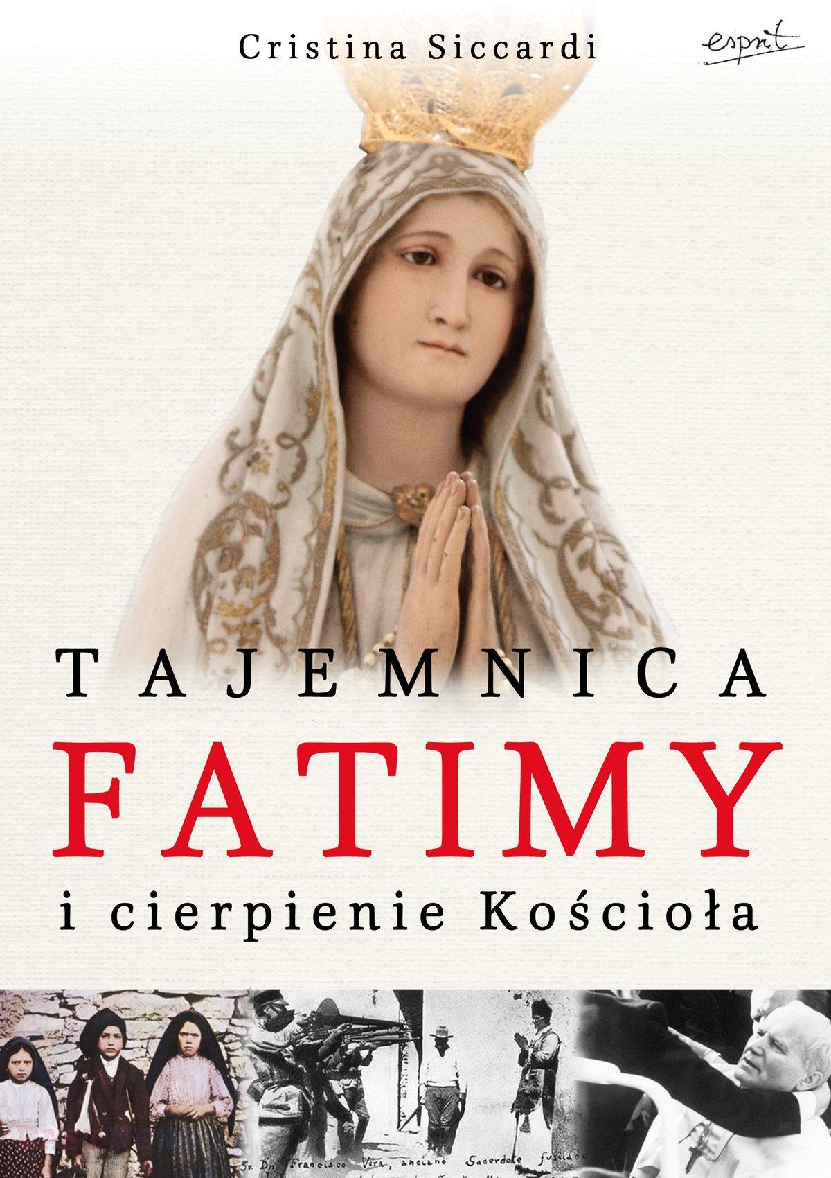 Fatima i cierpienie Kościoła - Ebook (Książka na Kindle) do pobrania w formacie MOBI