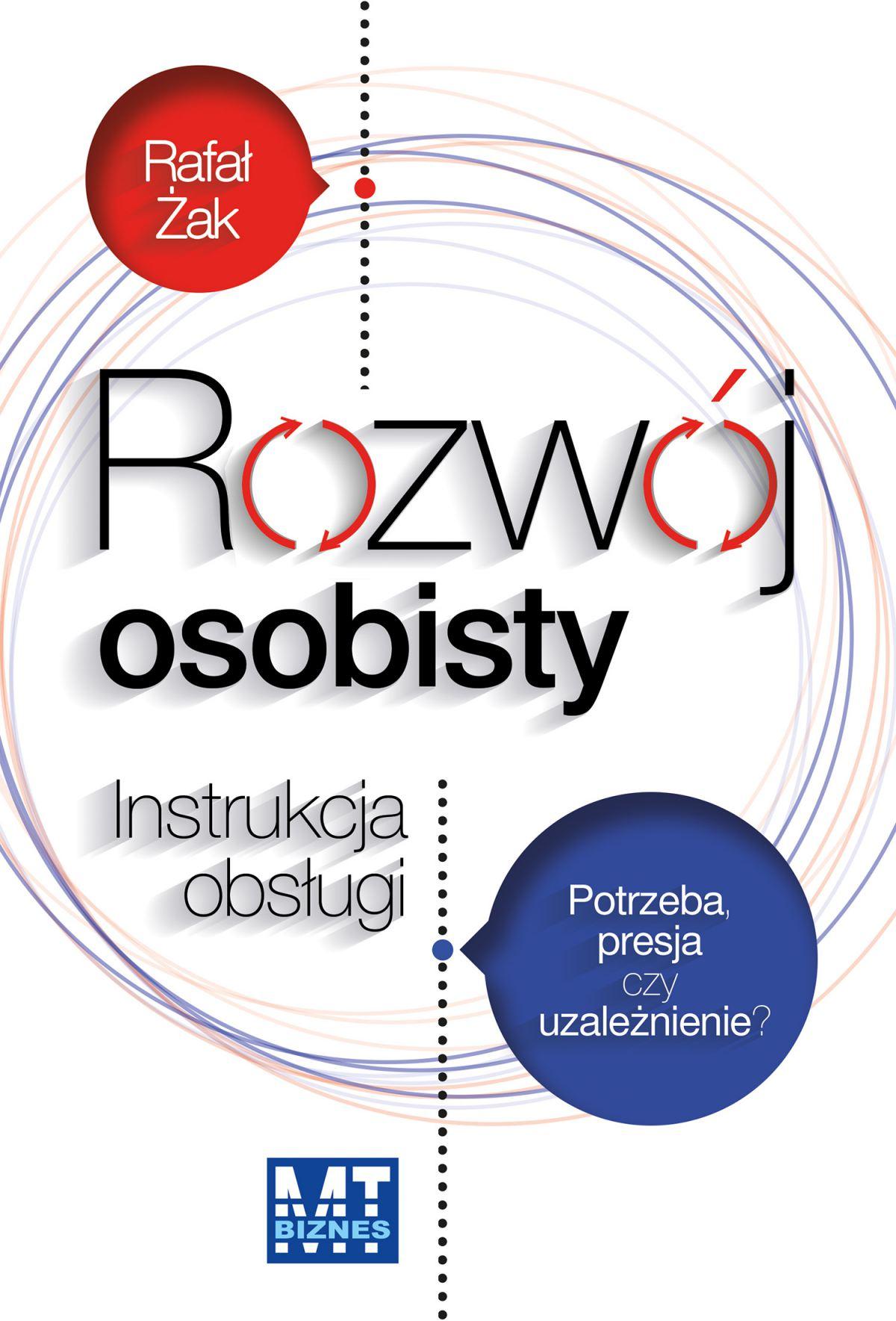 Rozwój osobisty. Instrukcja obsługi - Ebook (Książka na Kindle) do pobrania w formacie MOBI