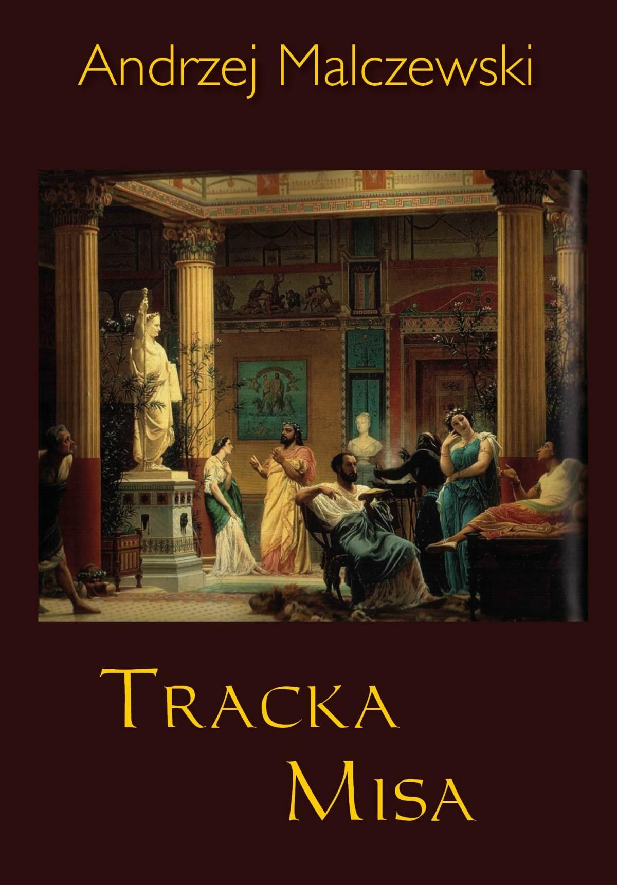 Tracka misa - Ebook (Książka PDF) do pobrania w formacie PDF