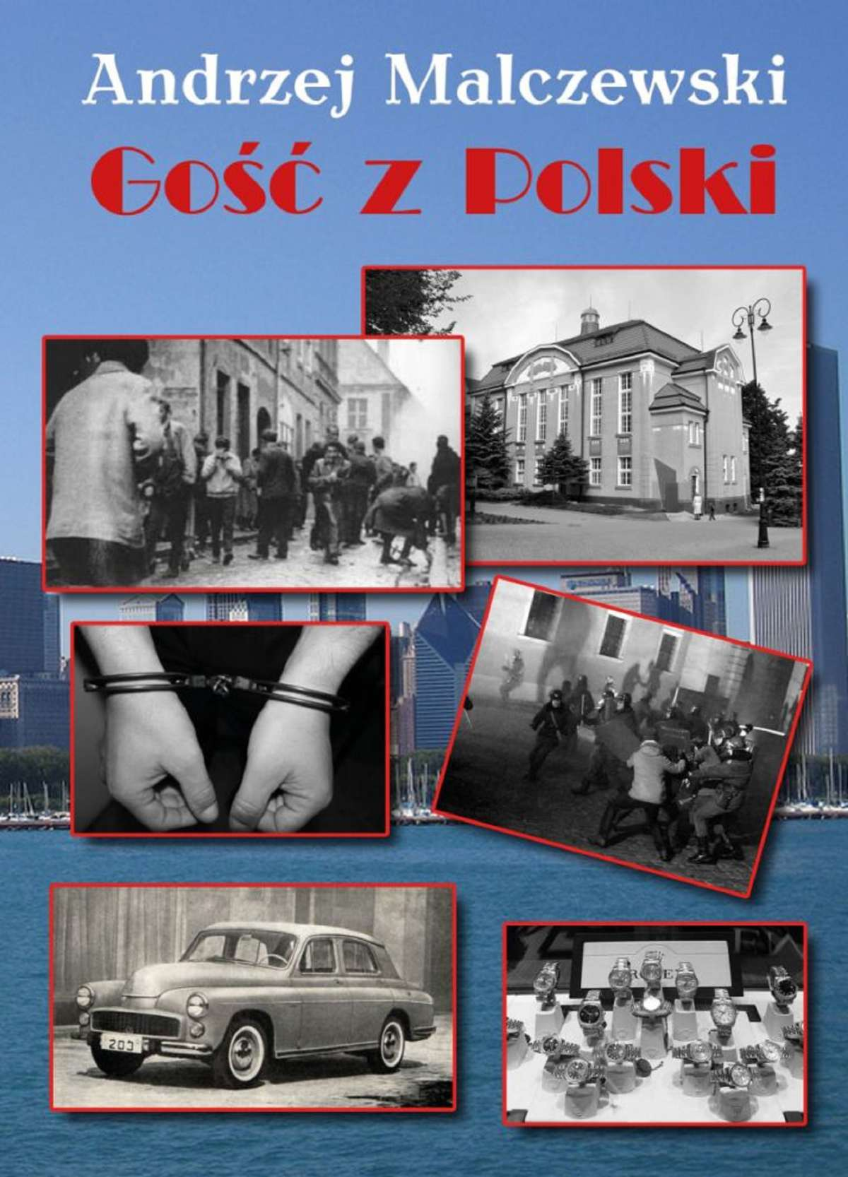 Gość z Polski - Ebook (Książka PDF) do pobrania w formacie PDF
