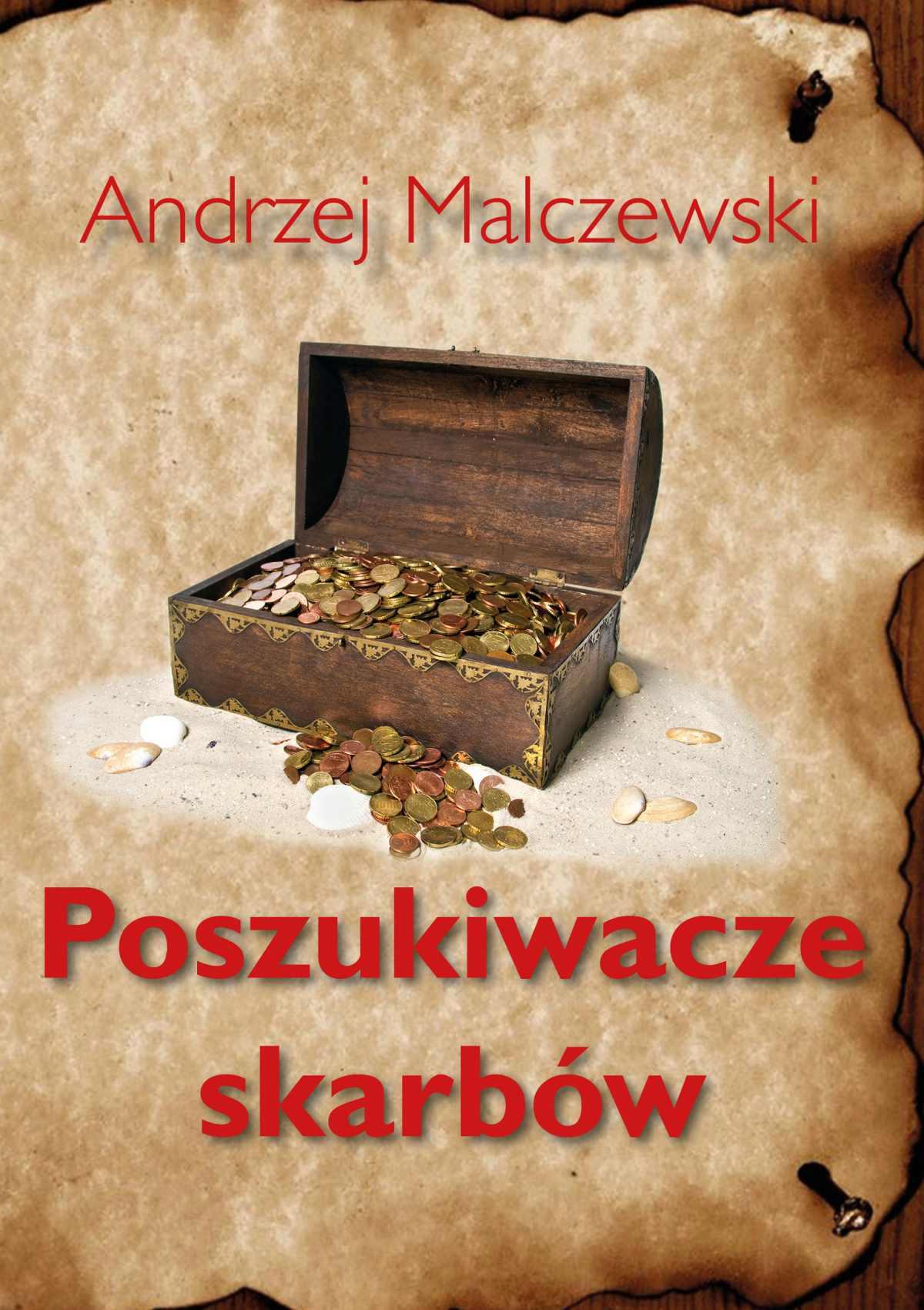 Poszukiwacze skarbów - Ebook (Książka PDF) do pobrania w formacie PDF