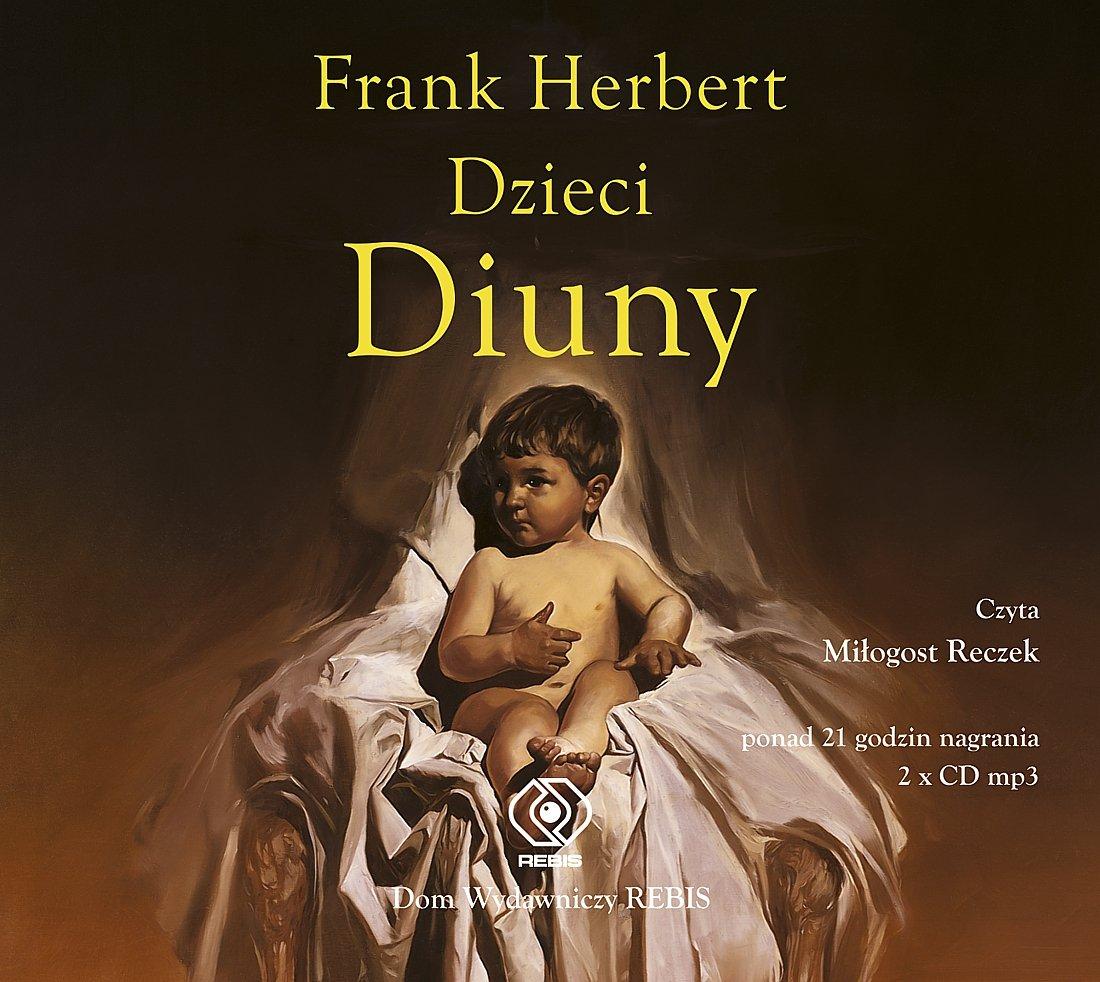 Dzieci Diuny - Audiobook (Książka audio MP3) do pobrania w całości w archiwum ZIP