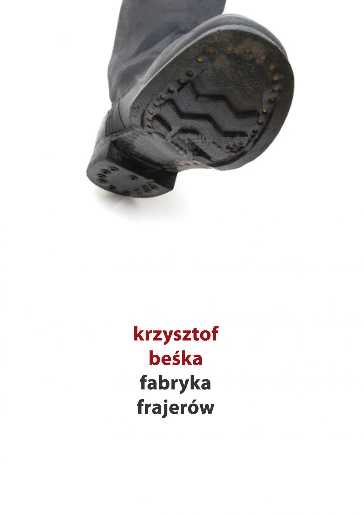 Fabryka frajerów - Ebook (Książka PDF) do pobrania w formacie PDF