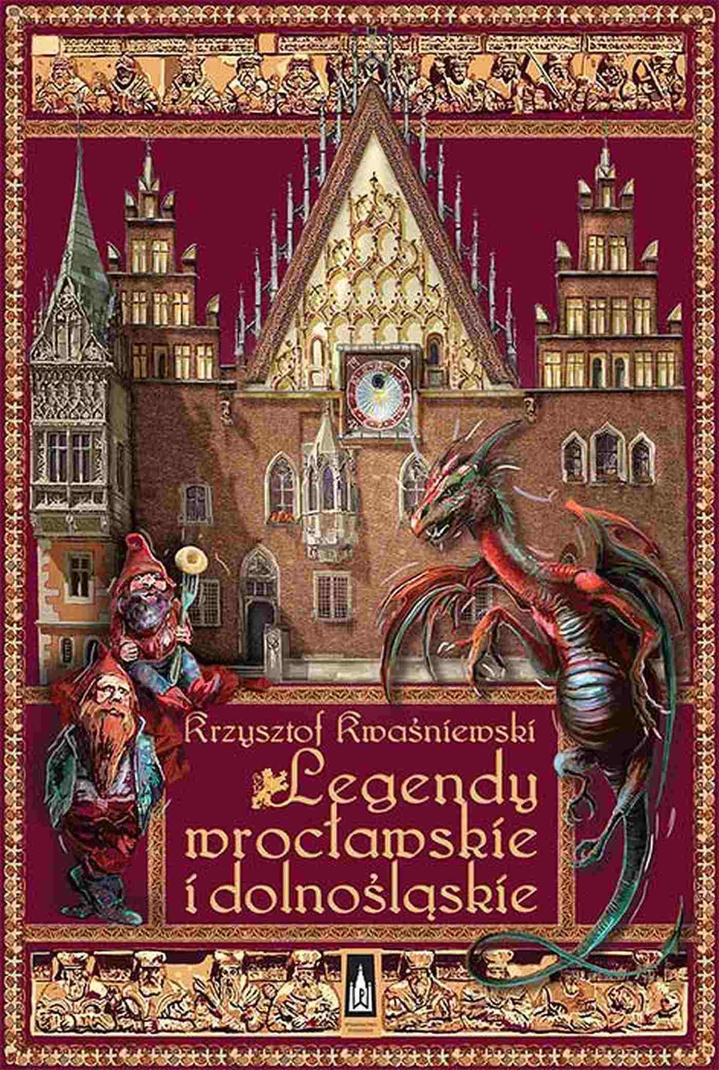 Legendy wrocławskie i dolnośląskie - Ebook (Książka EPUB) do pobrania w formacie EPUB