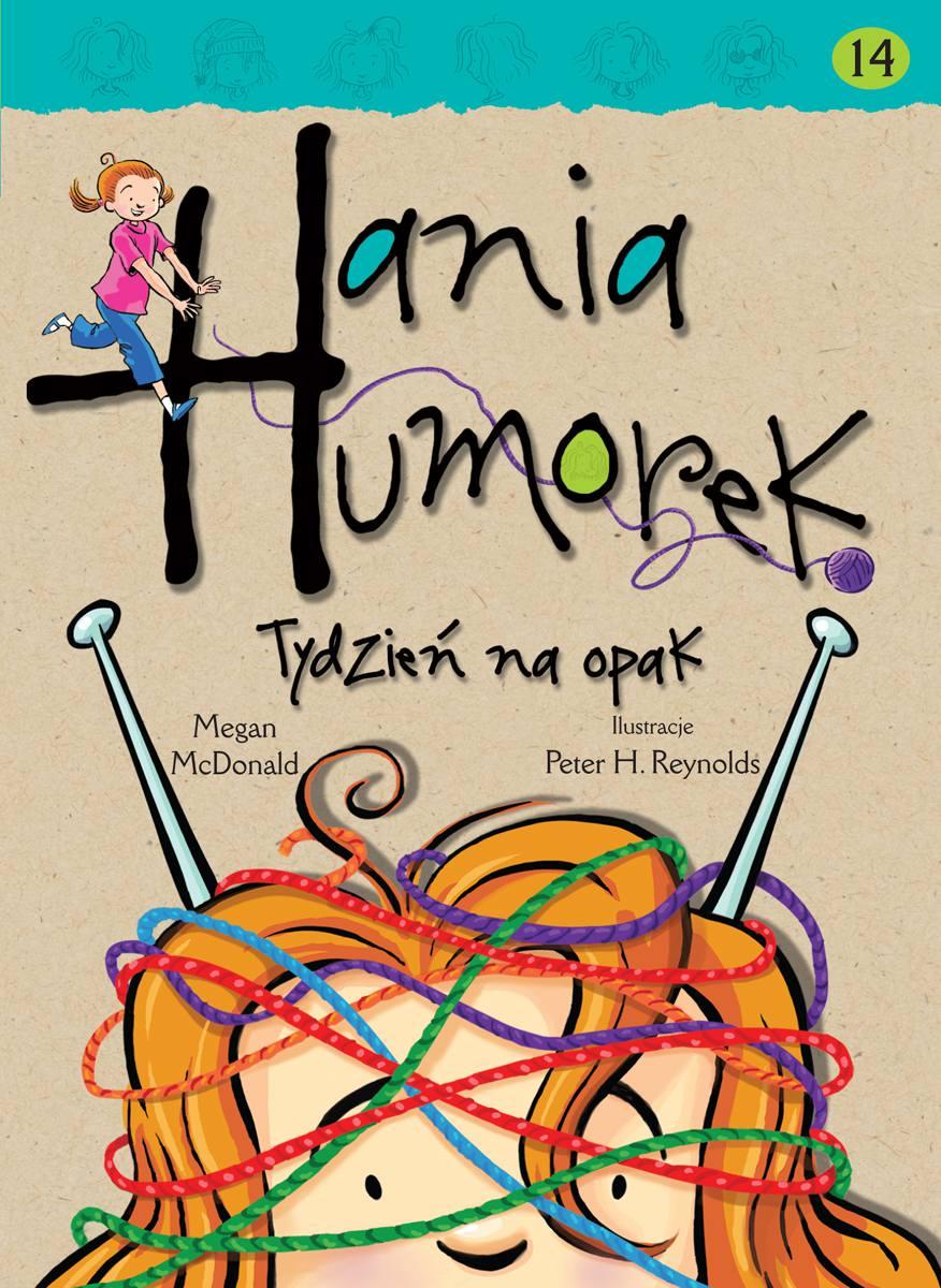 Hania Humorek. Tydzień na opak - Ebook (Książka PDF) do pobrania w formacie PDF