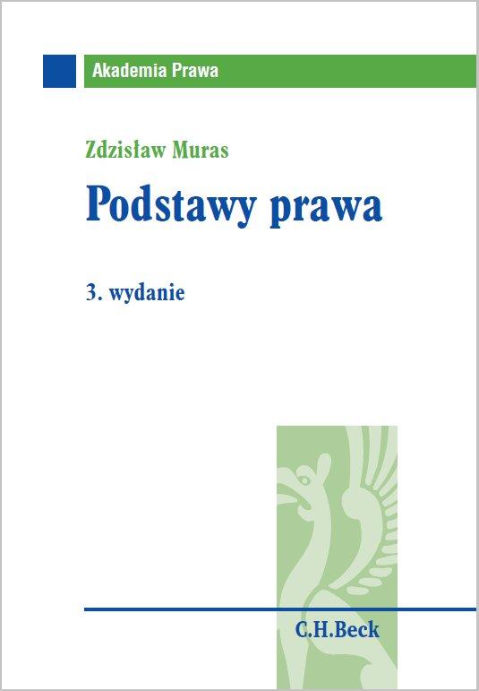 Podstawy prawa. Wydanie 3 - Ebook (Książka PDF) do pobrania w formacie PDF