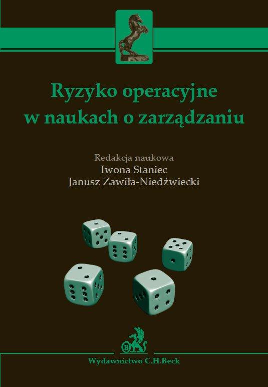 Ryzyko operacyjne w naukach o zarządzaniu - Ebook (Książka PDF) do pobrania w formacie PDF