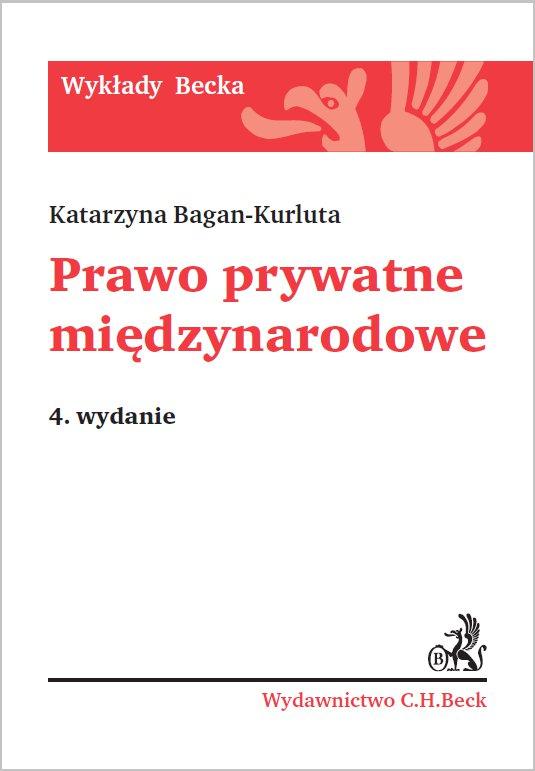 Prawo prywatne międzynarodowe. Wydanie 4 - Ebook (Książka PDF) do pobrania w formacie PDF