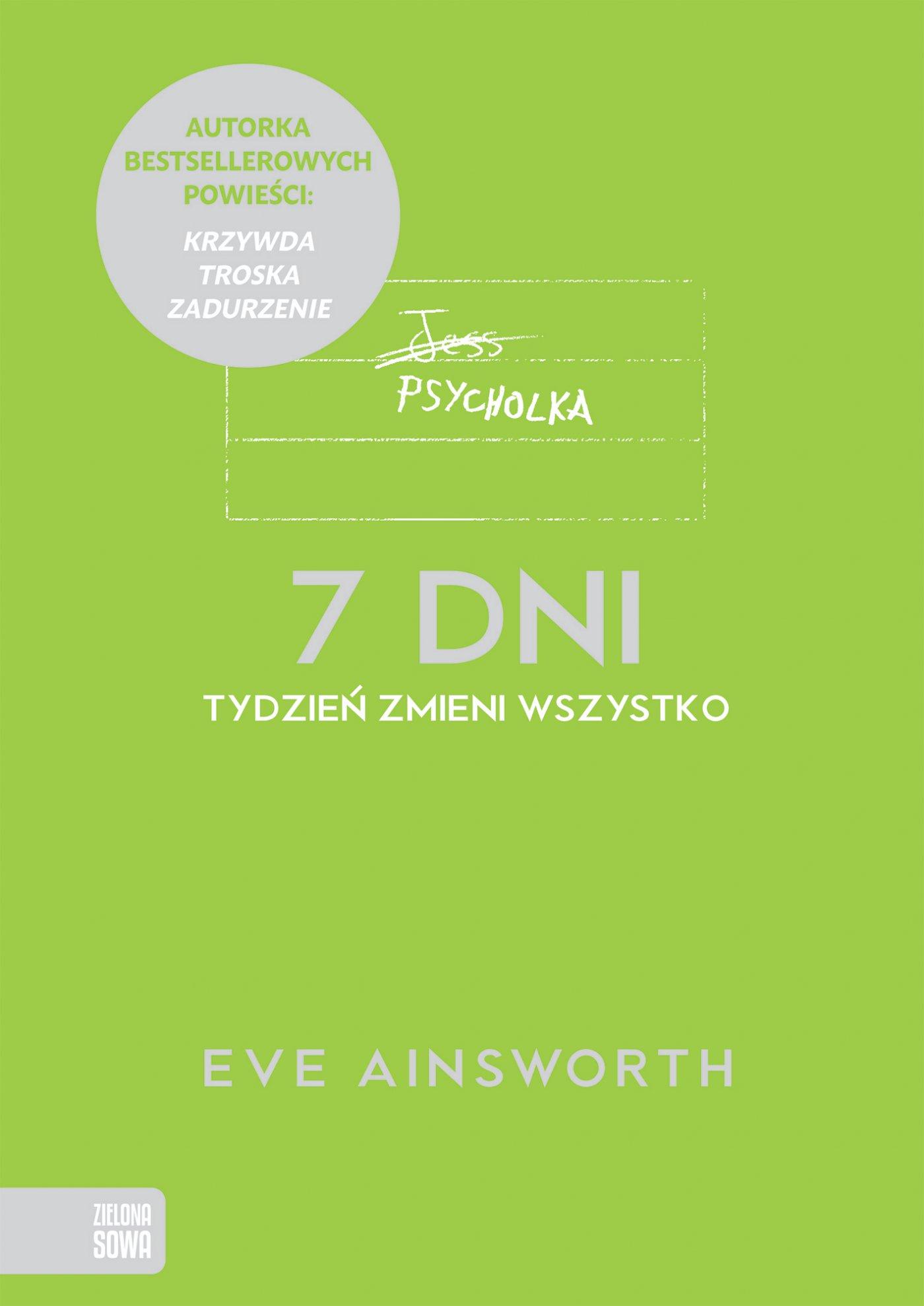 7 dni - Ebook (Książka EPUB) do pobrania w formacie EPUB