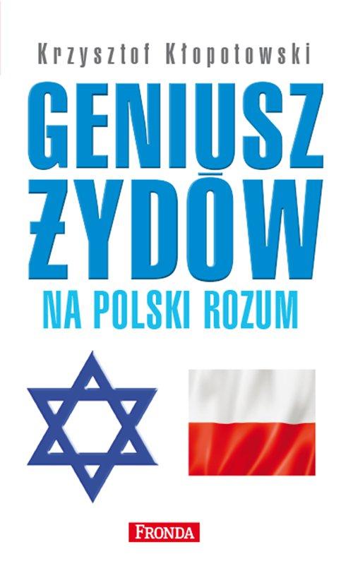 Geniusz Żydów na polski rozum - Ebook (Książka EPUB) do pobrania w formacie EPUB