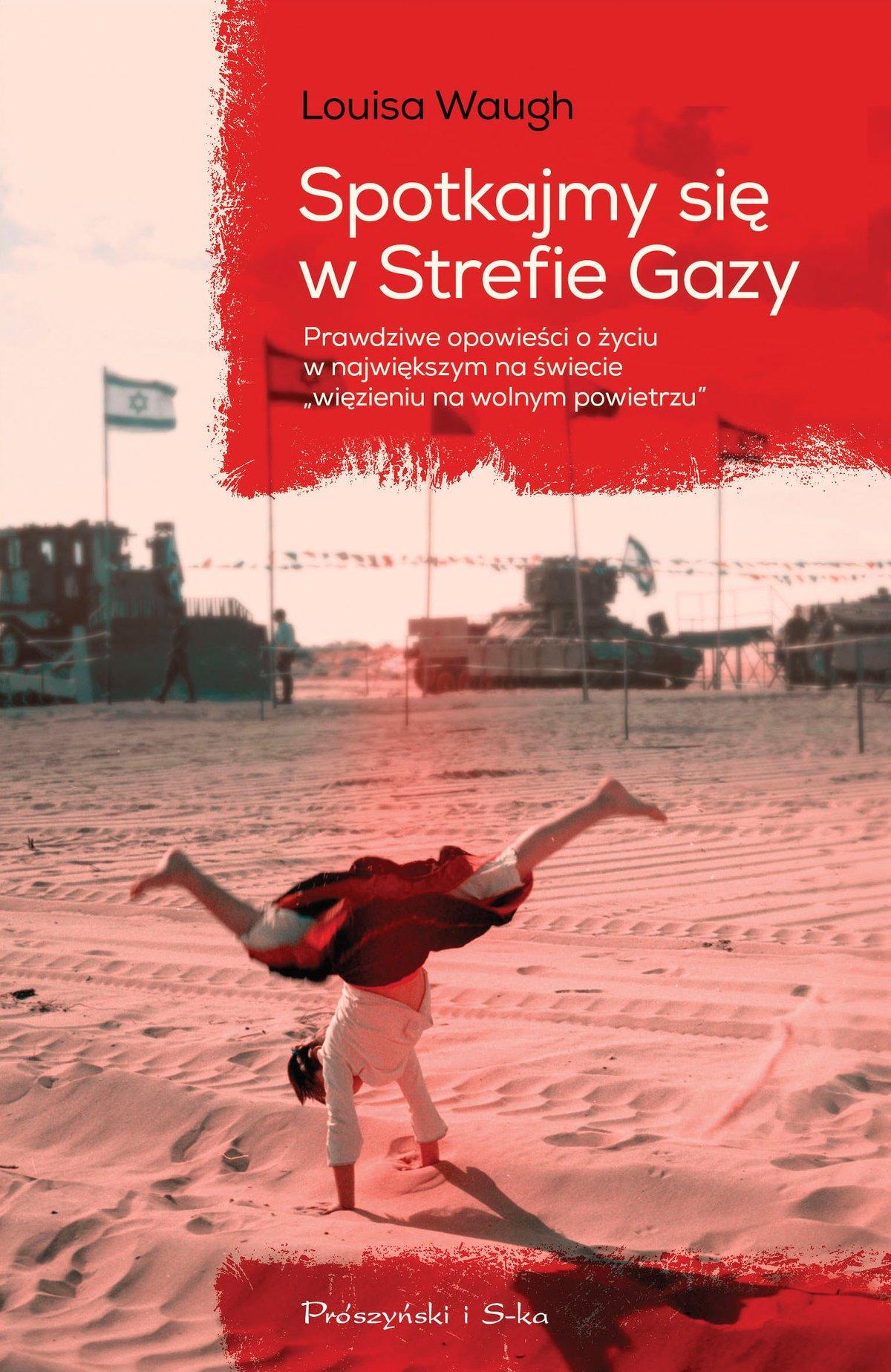 Spotkajmy się w Strefie Gazy - Ebook (Książka EPUB) do pobrania w formacie EPUB