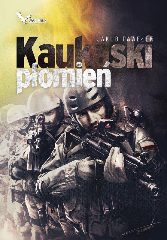 Kaukaski płomień - Ebook (Książka EPUB) do pobrania w formacie EPUB