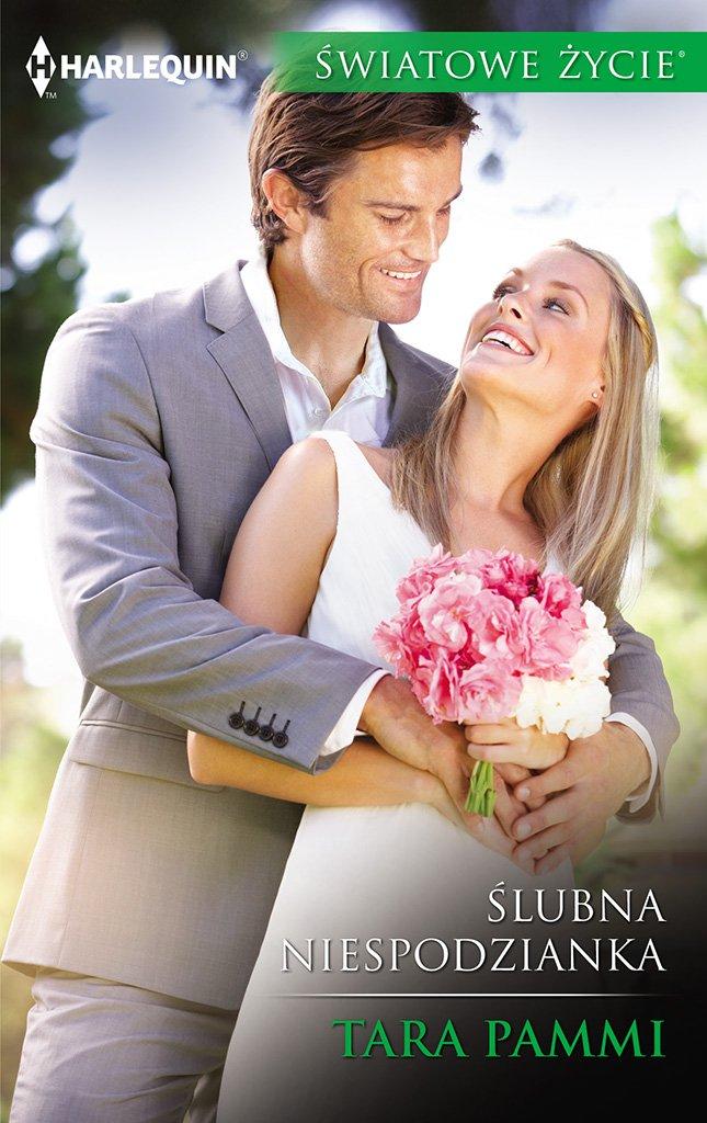 Ślubna niespodzianka - Ebook (Książka EPUB) do pobrania w formacie EPUB