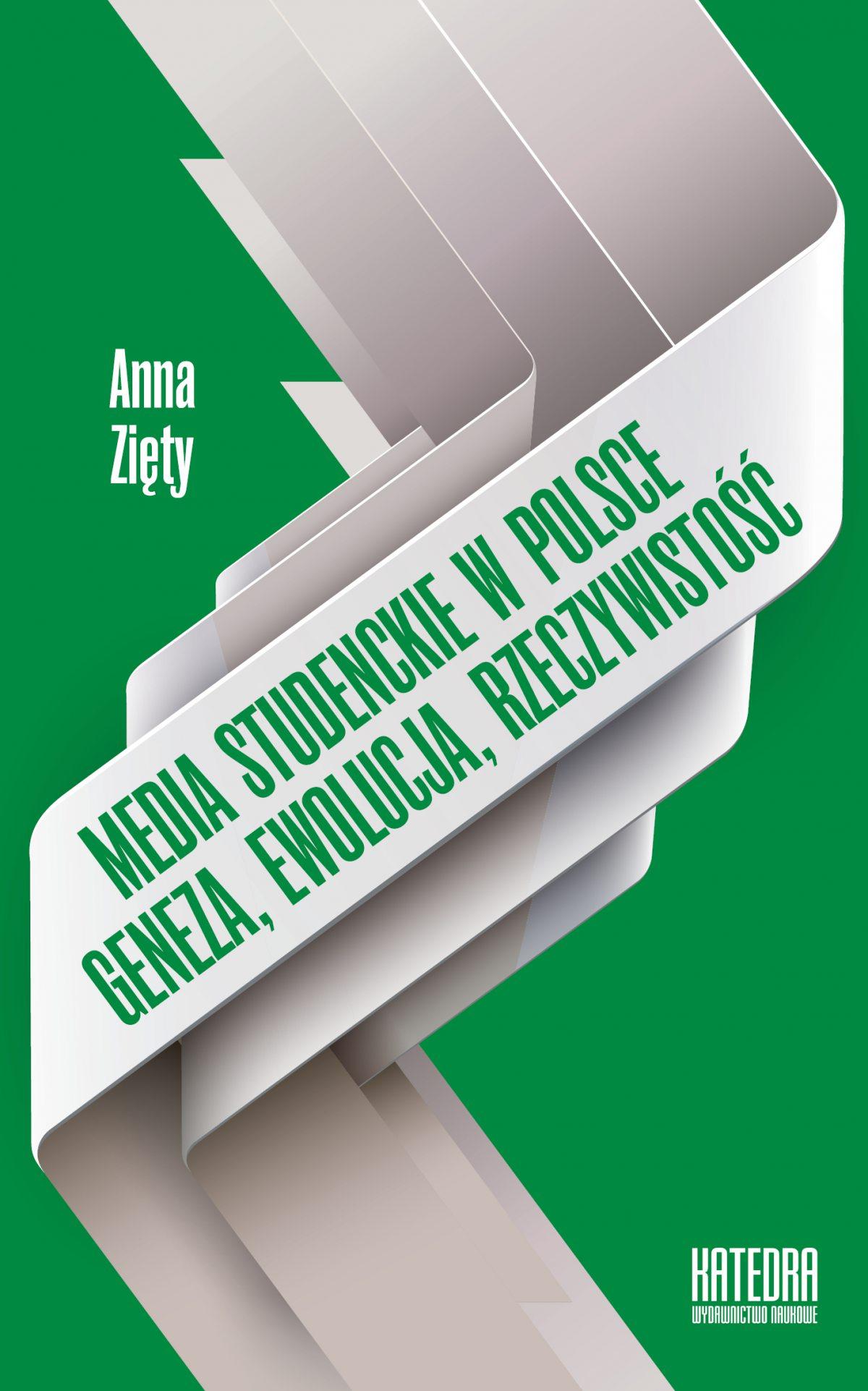 Media studenckie w Polsce. Geneza. Ewolucja. Rzeczywistość - Ebook (Książka na Kindle) do pobrania w formacie MOBI