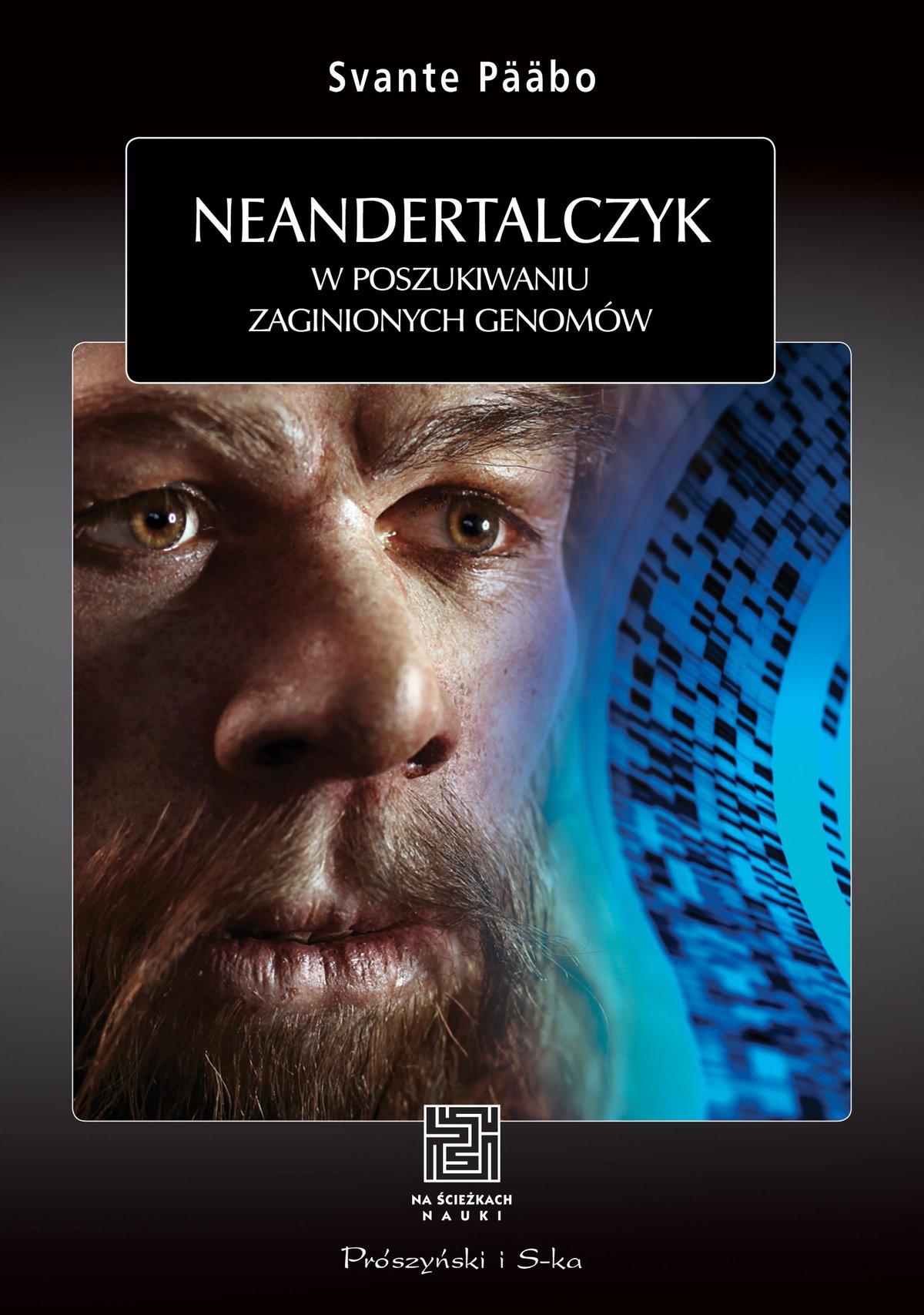 Neandertalczyk - Ebook (Książka na Kindle) do pobrania w formacie MOBI