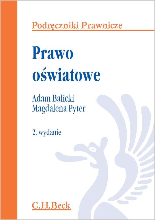 Prawo oświatowe. Wydanie 2 - Ebook (Książka PDF) do pobrania w formacie PDF