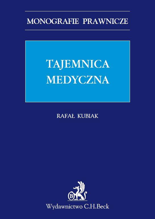 Tajemnica medyczna - Ebook (Książka PDF) do pobrania w formacie PDF