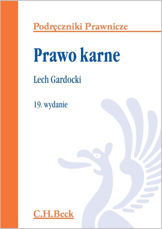 Prawo karne. Wydanie 19 - Ebook (Książka PDF) do pobrania w formacie PDF