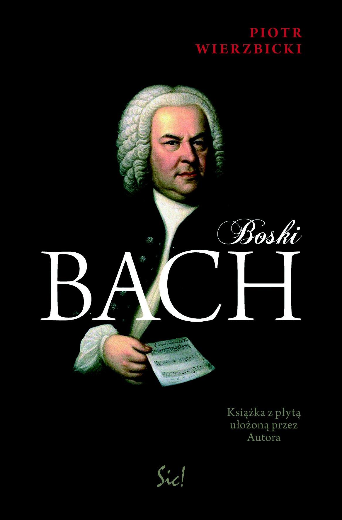 Boski Bach - Ebook (Książka na Kindle) do pobrania w formacie MOBI