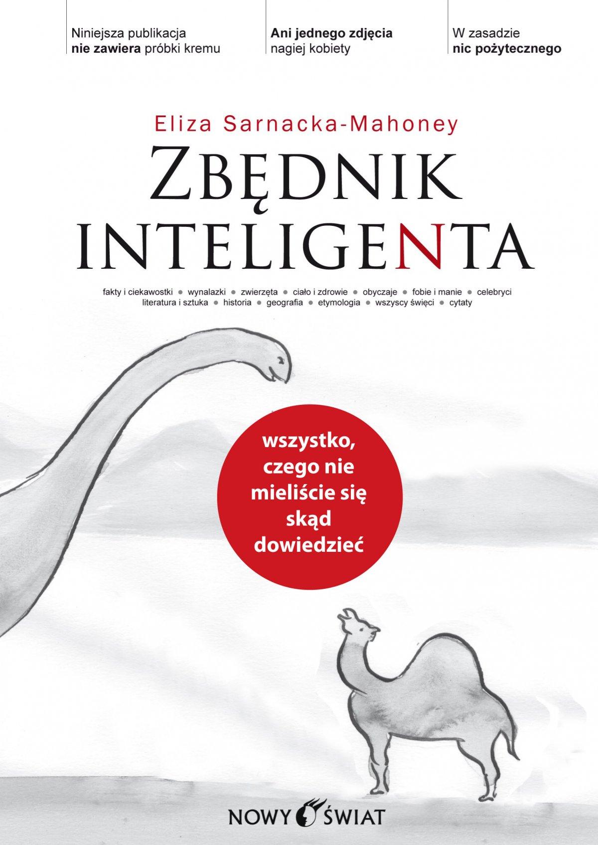 Zbędnik inteligenta - Ebook (Książka PDF) do pobrania w formacie PDF