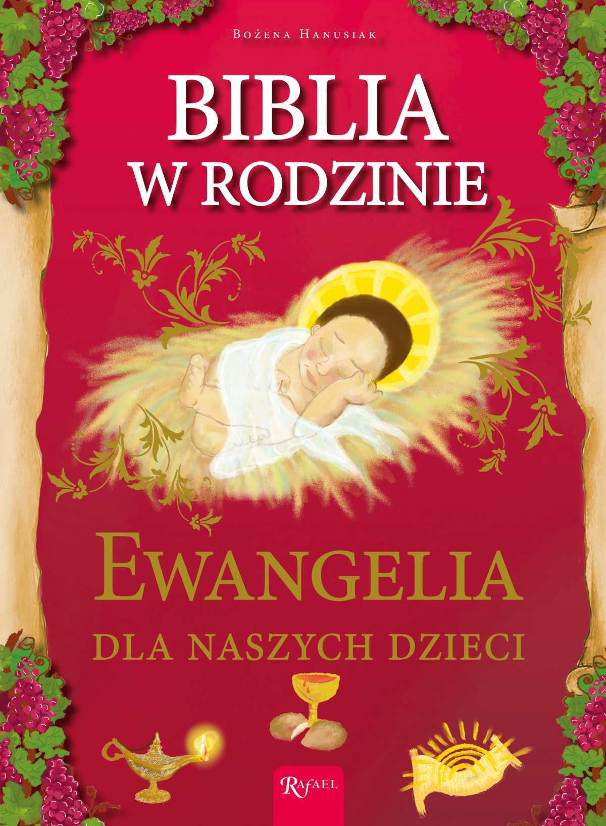 Biblia w rodzinie. Ewangelia dla naszych dzieci - Ebook (Książka na Kindle) do pobrania w formacie MOBI