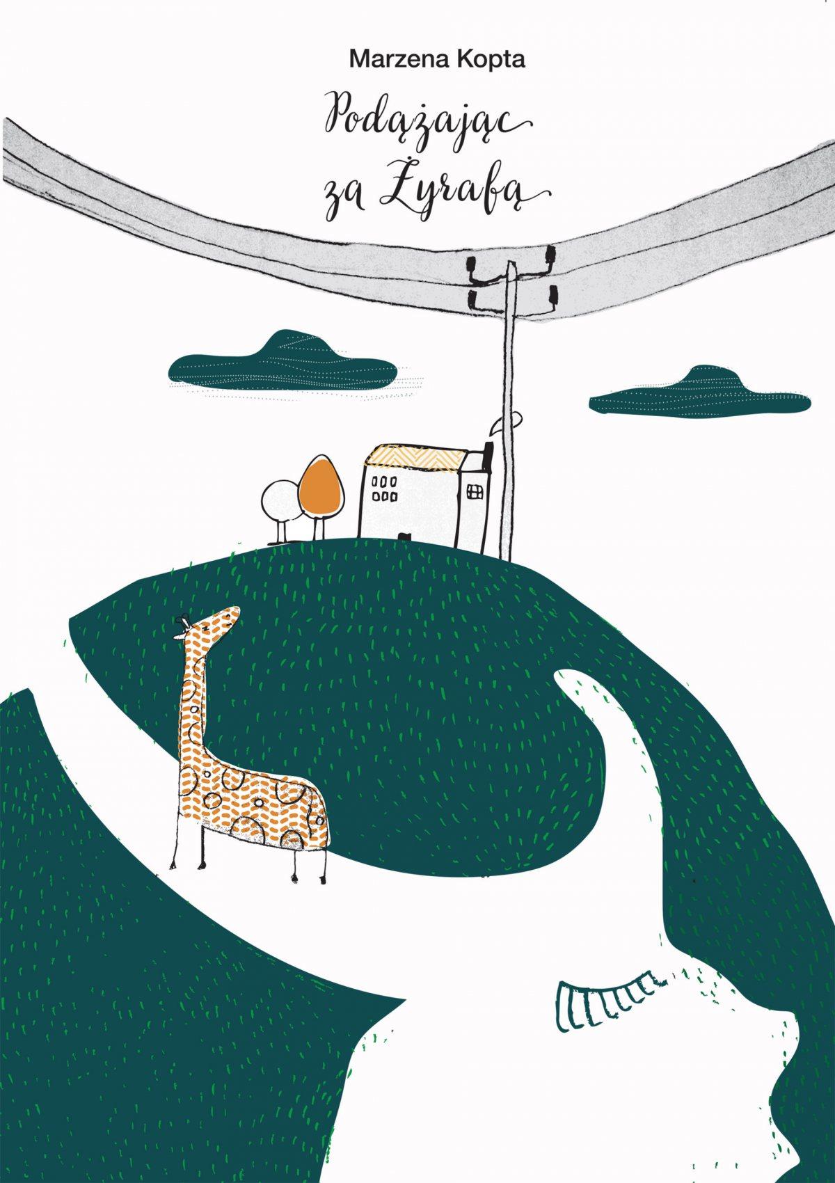 Podążając za żyrafą - Ebook (Książka EPUB) do pobrania w formacie EPUB