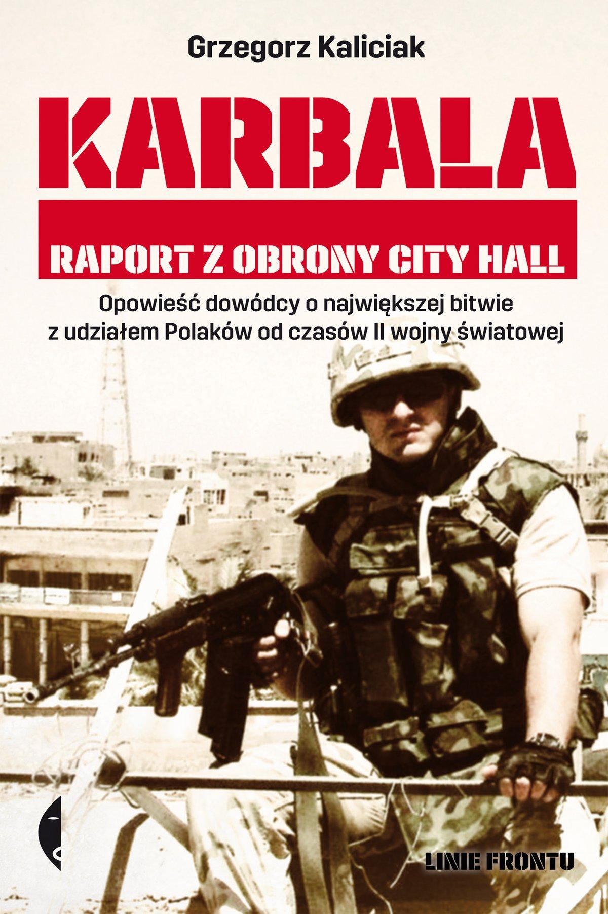 Karbala - Ebook (Książka EPUB) do pobrania w formacie EPUB