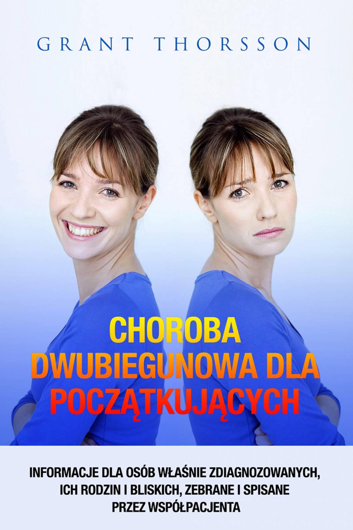 Choroba dwubiegunowa dla początkujących - Ebook (Książka PDF) do pobrania w formacie PDF