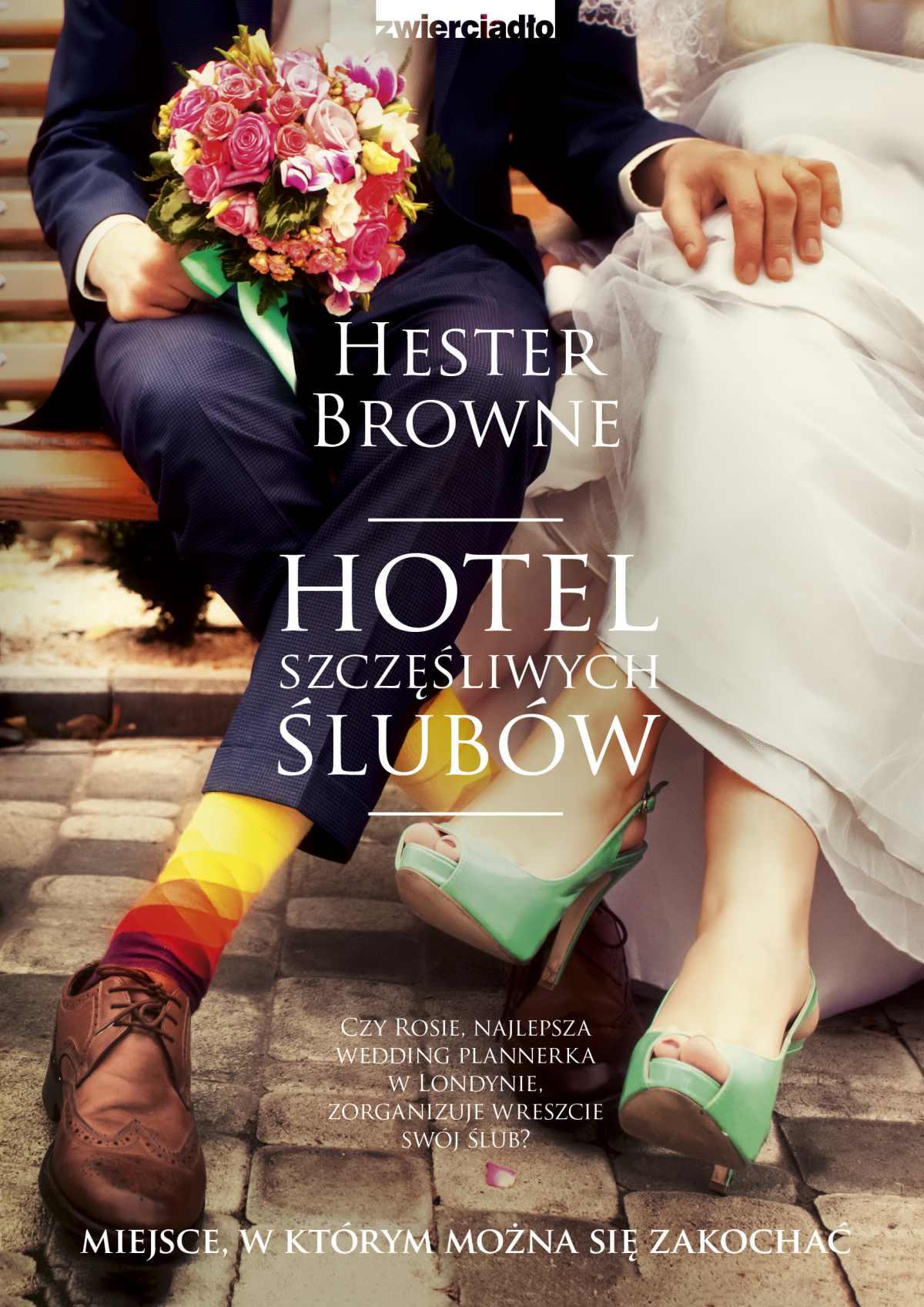 Hotel szczęśliwych ślubów - Ebook (Książka EPUB) do pobrania w formacie EPUB
