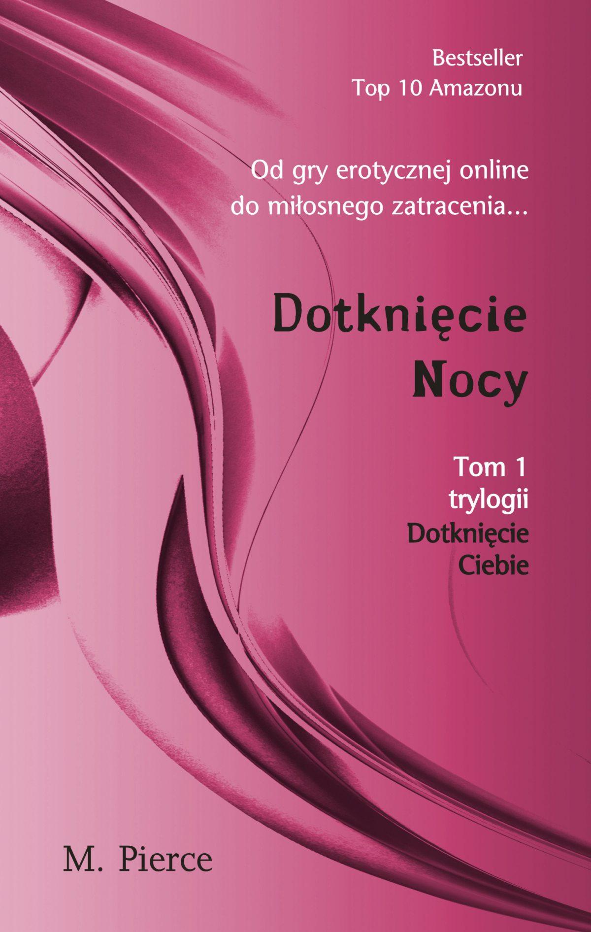 Dotknięcie nocy - Ebook (Książka na Kindle) do pobrania w formacie MOBI