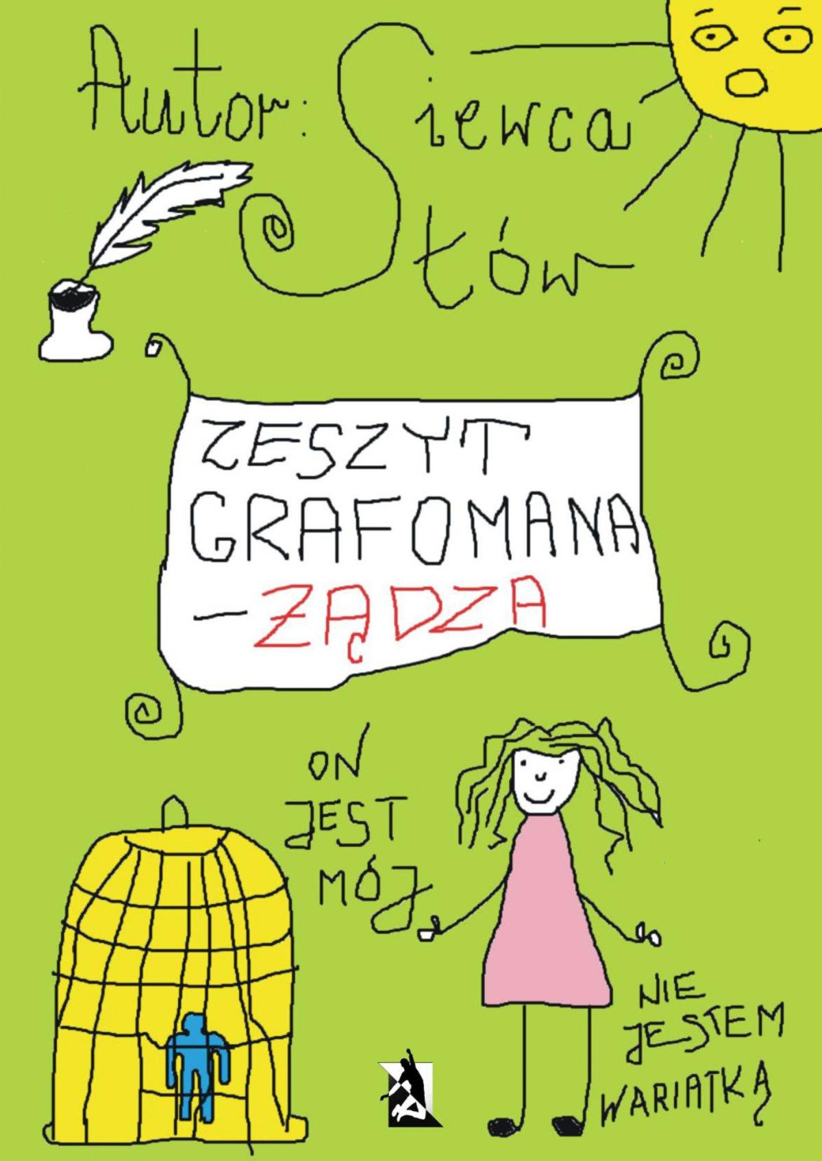 Zeszyt grafomana – żądza - Ebook (Książka na Kindle) do pobrania w formacie MOBI