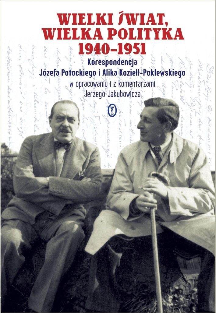 Wielki świat, wielka polityka 1940-1951 - Ebook (Książka EPUB) do pobrania w formacie EPUB