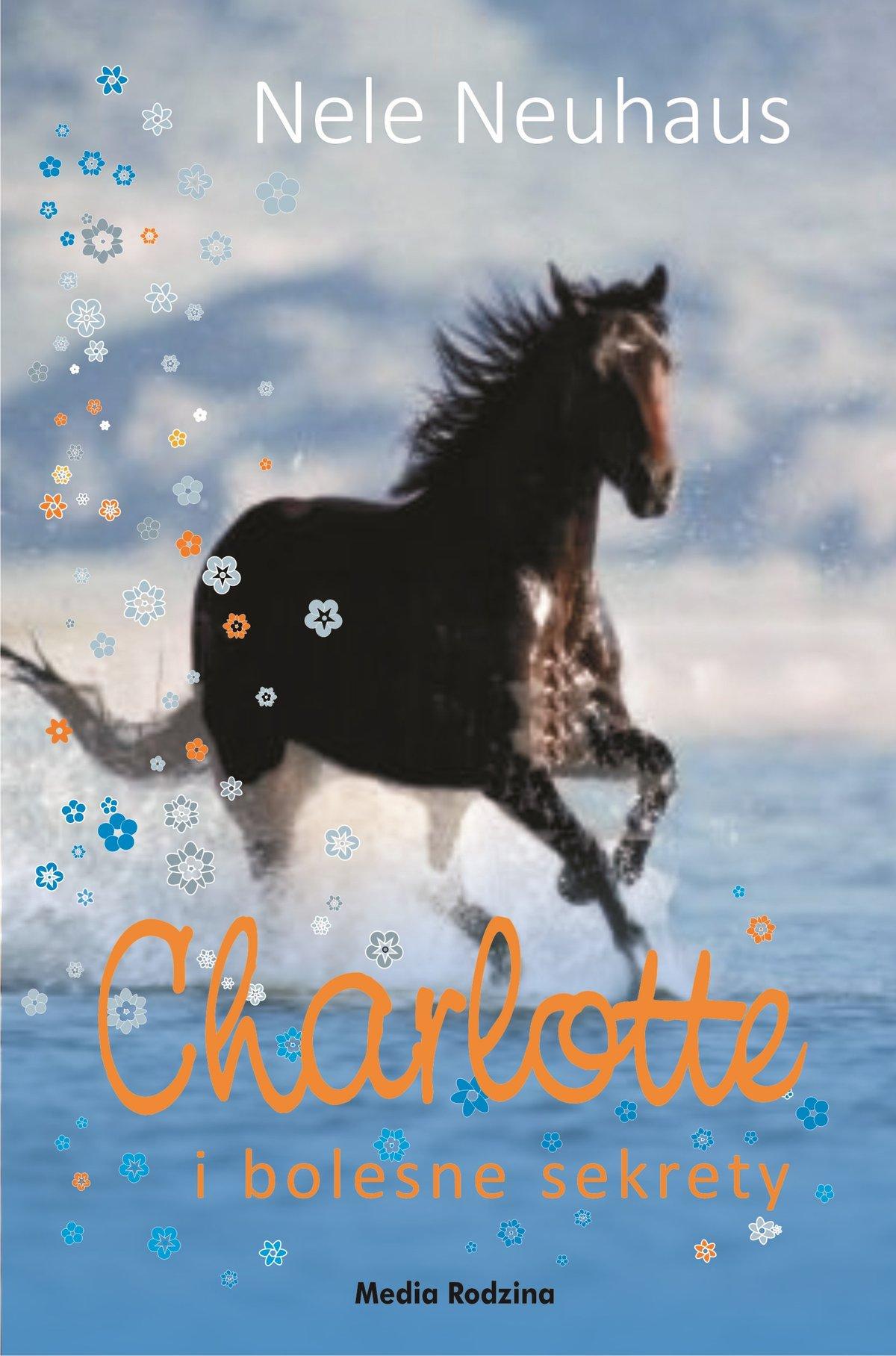 Charlotte i bolesne sekrety - Ebook (Książka na Kindle) do pobrania w formacie MOBI