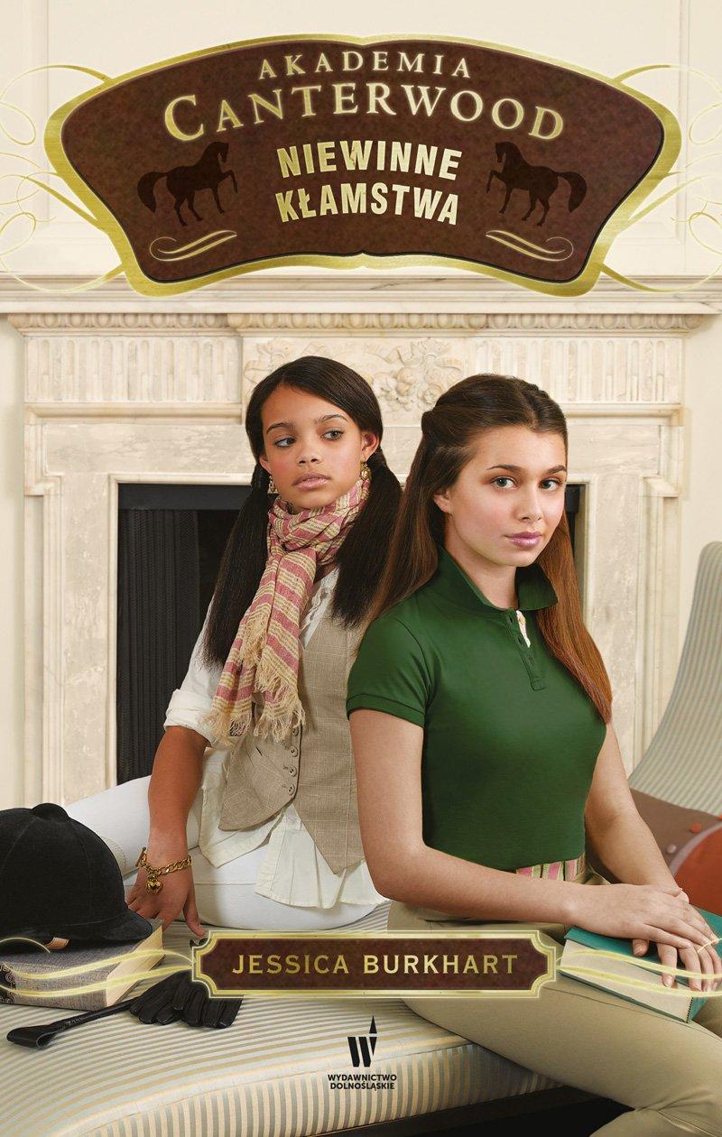 Niewinne kłamstwa - Ebook (Książka na Kindle) do pobrania w formacie MOBI