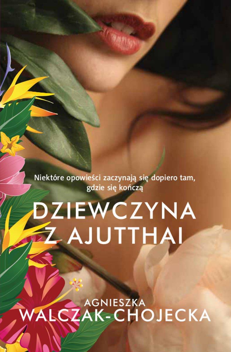 Dziewczyna z Ajutthai - Ebook (Książka EPUB) do pobrania w formacie EPUB