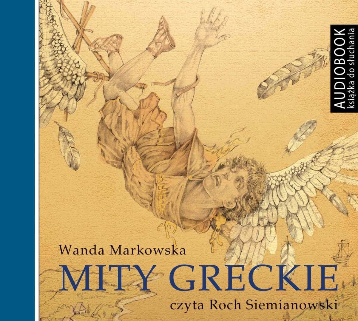 Mity greckie - Audiobook (Książka audio MP3) do pobrania w całości w archiwum ZIP