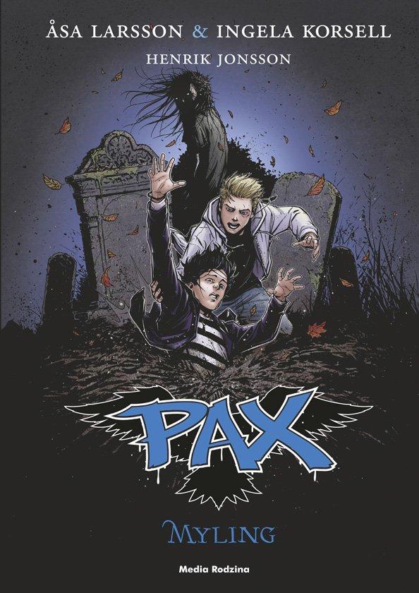 PAX. Myling - Ebook (Książka na Kindle) do pobrania w formacie MOBI