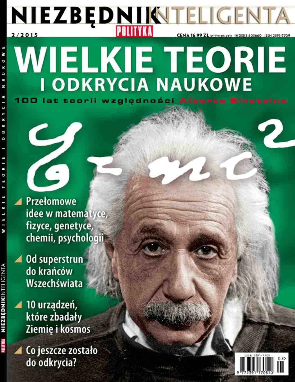 Niezbędnik inteligenta. Wielkie teorie i odkrycia naukowe - Ebook (Książka PDF) do pobrania w formacie PDF