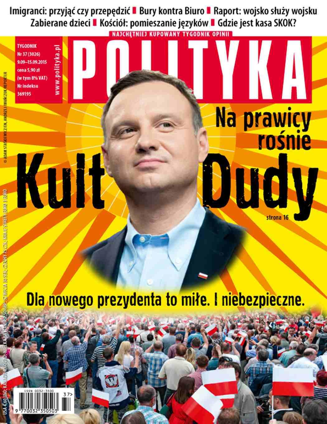 Polityka nr 37/2015 - Ebook (Książka PDF) do pobrania w formacie PDF