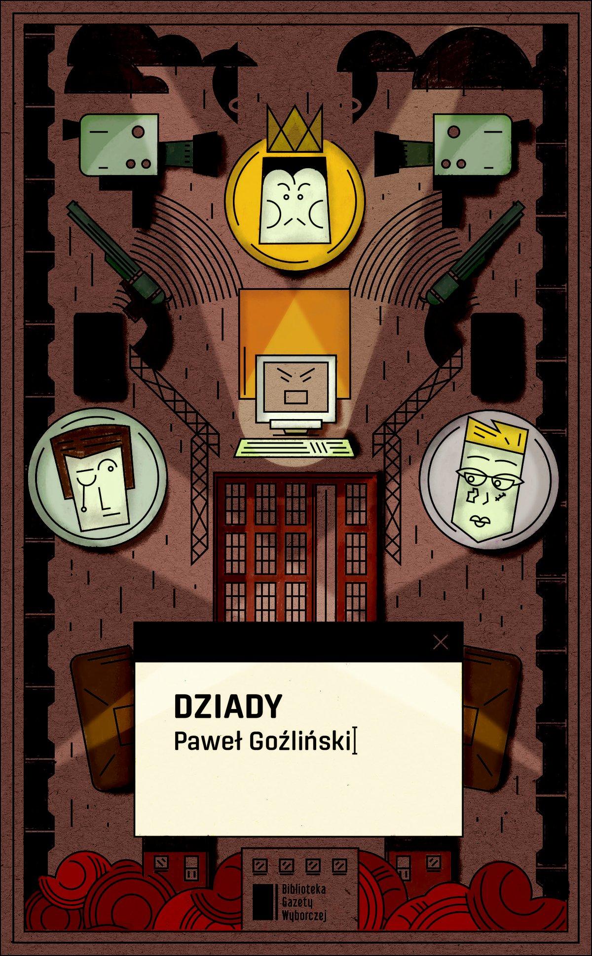 Dziady - Ebook (Książka na Kindle) do pobrania w formacie MOBI