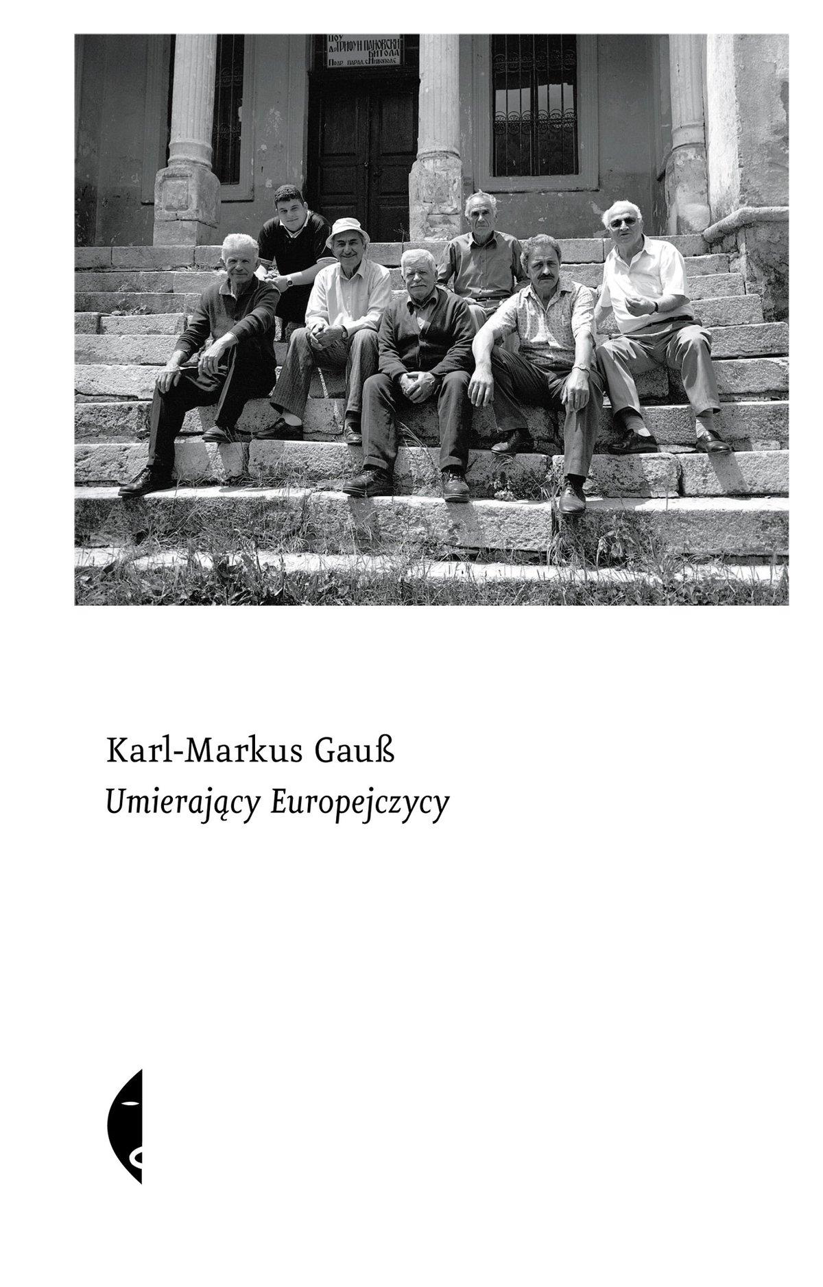 Umierający Europejczycy - Ebook (Książka EPUB) do pobrania w formacie EPUB