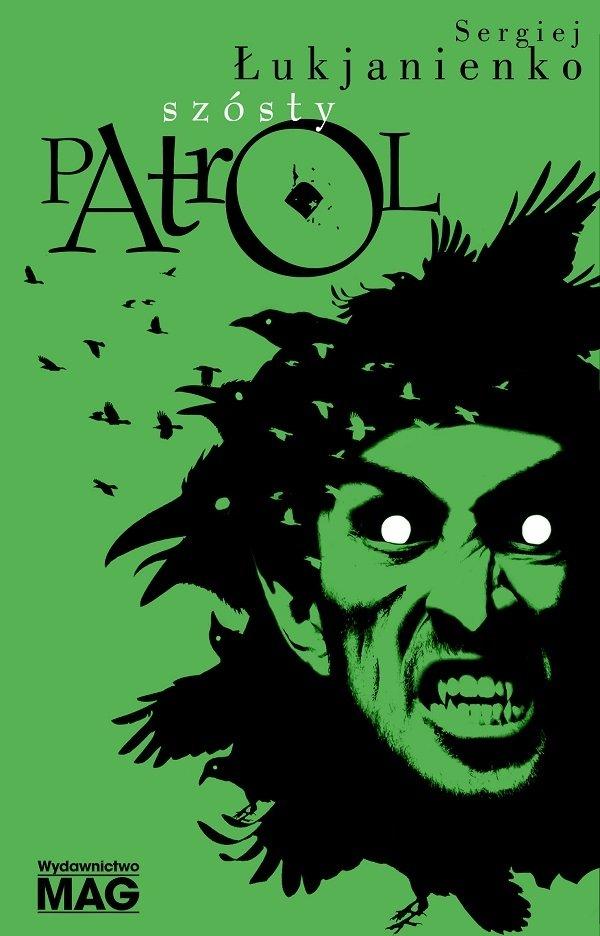 Szósty patrol - Ebook (Książka EPUB) do pobrania w formacie EPUB