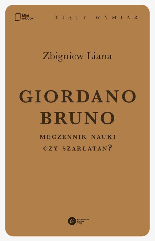 Giordano Bruno. Męczennik nauki czy szarlatan? - Ebook (Książka na Kindle) do pobrania w formacie MOBI