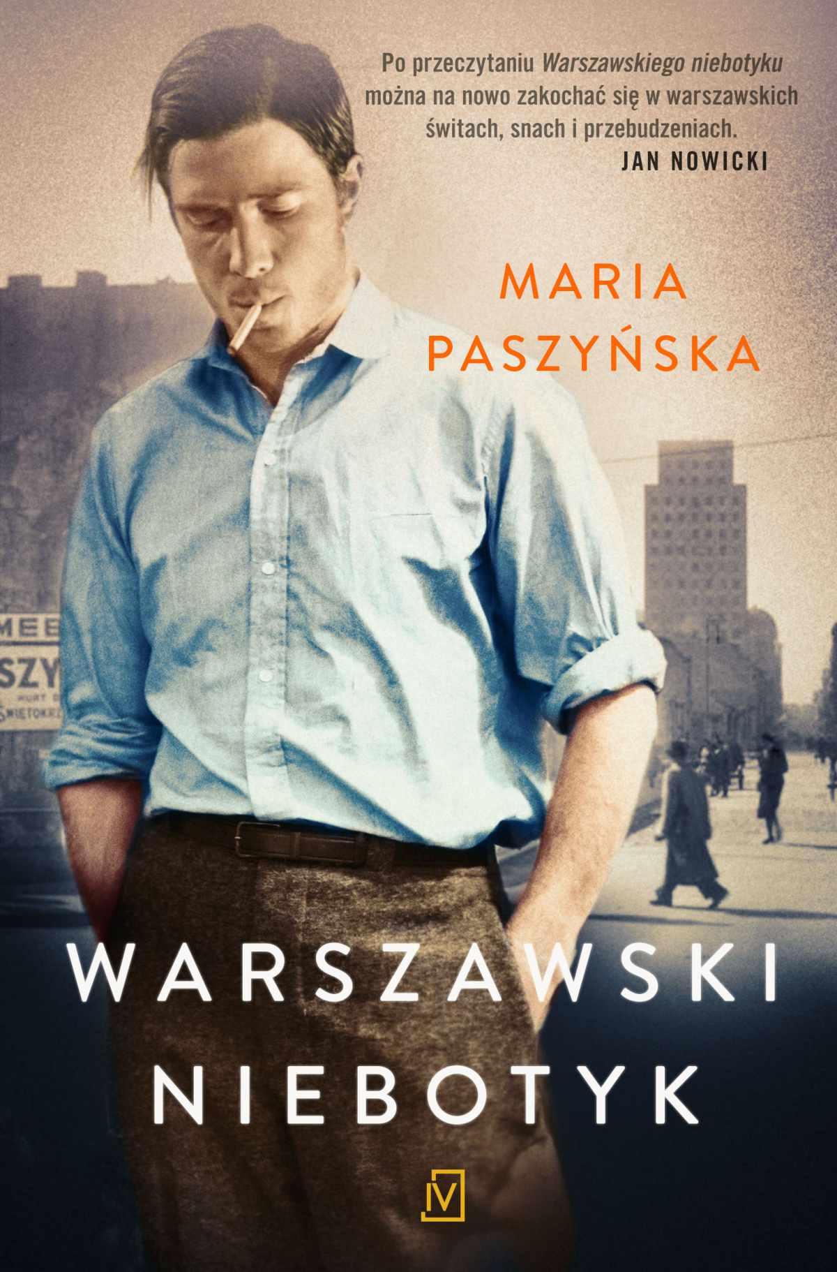 Warszawski niebotyk - Ebook (Książka EPUB) do pobrania w formacie EPUB