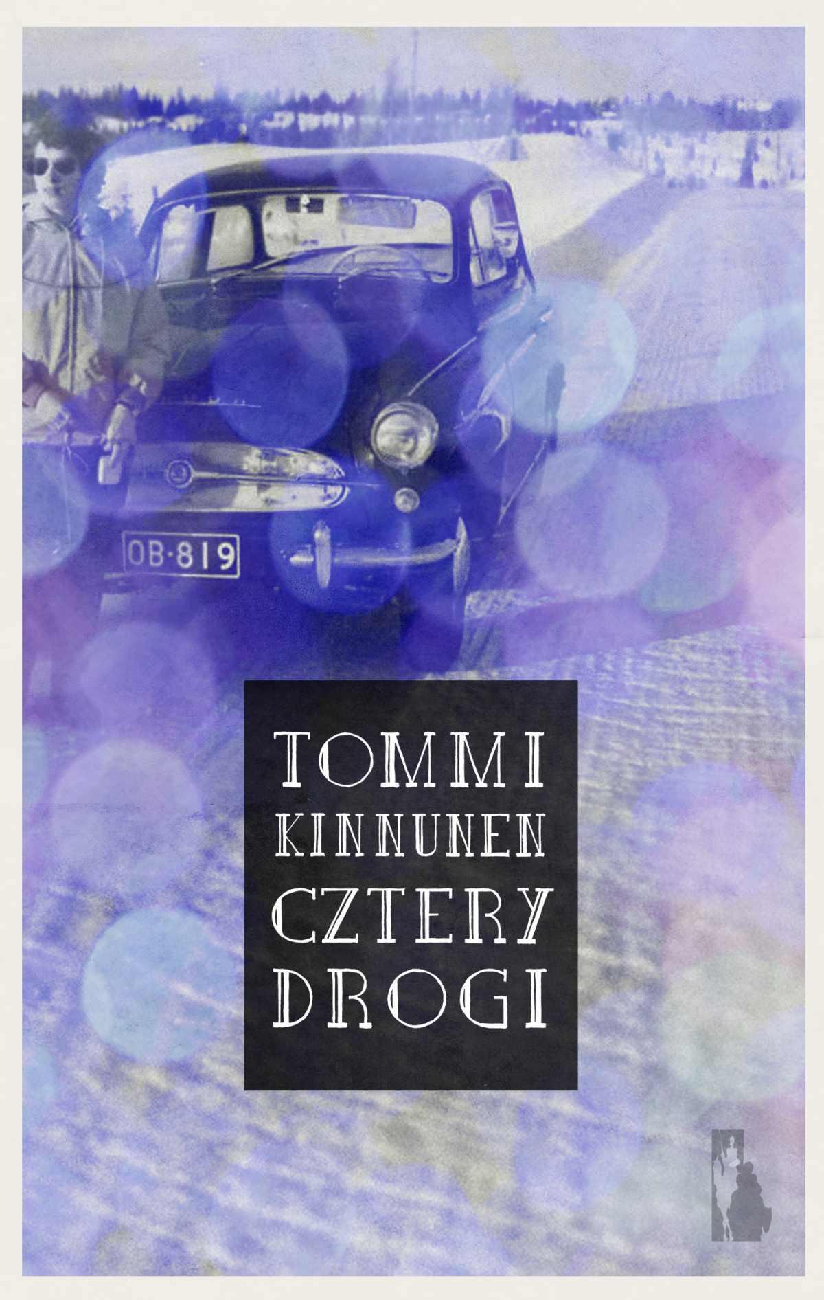 Cztery Drogi - Ebook (Książka na Kindle) do pobrania w formacie MOBI