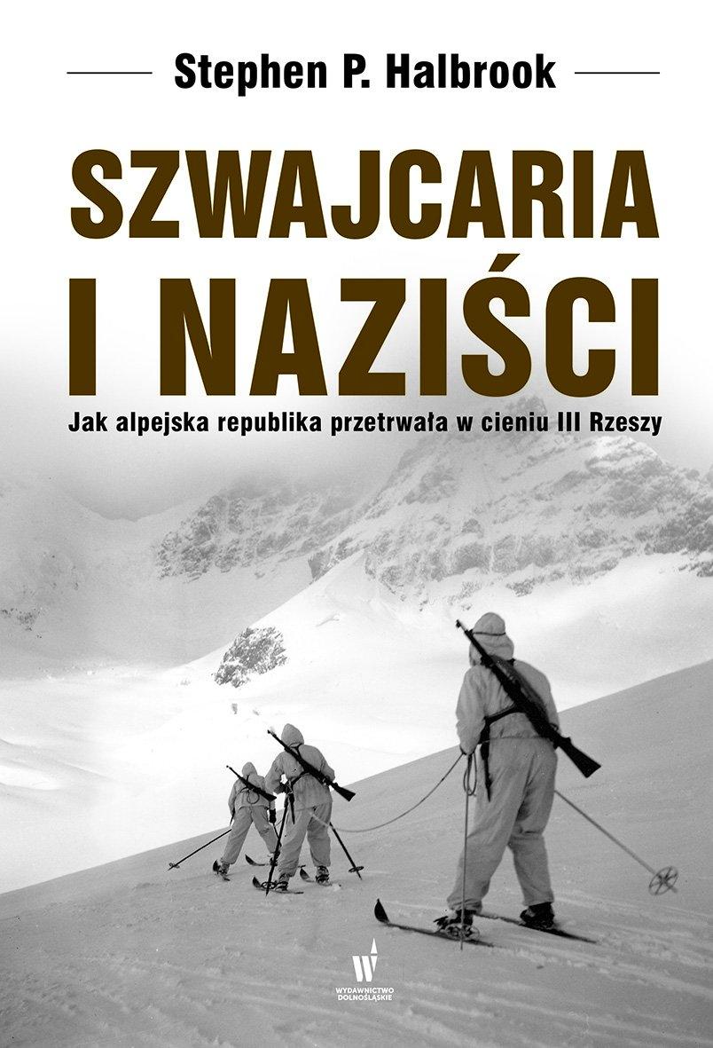 Szwajcaria i naziści - Ebook (Książka EPUB) do pobrania w formacie EPUB