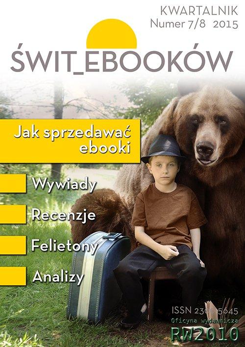 Świt ebooków nr 7-8 - Ebook (Książka EPUB) do pobrania w formacie EPUB